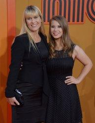"Terri Irwin and Bindi Irwin attend ""The Nice Guys"" premiere in Los Angeles"