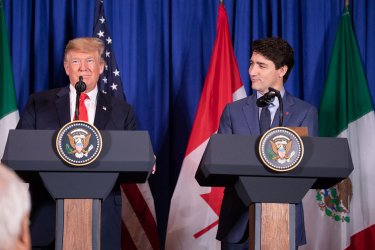 President Donald J. Trump Attends the G20 Summit in Argentina