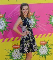 Kiernan Shipka attends the 2013 Nickelodeon Kids' Choice Awards in Los Angeles