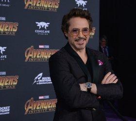"Robert Downey Jr. atends the ""Avengers: Infinity Wars"" premiere in Los Angeles"
