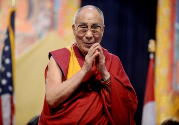 Dalai Lama celebrates his 80th birthday