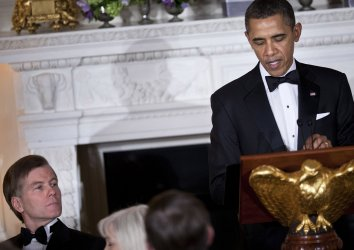 President Obama And First Lady Host The 2012 Governors' Dinner At The White House