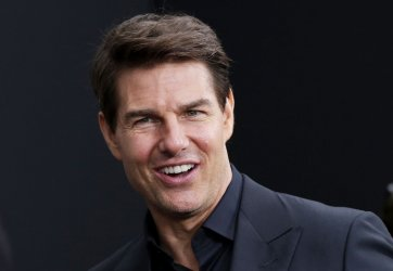 Tom Cruise at the 'The Mummy' event