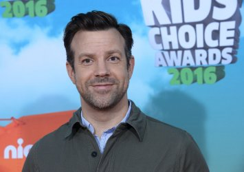 Jason Sudeikis attends the Kid's Choice Awards in Inglewood, California