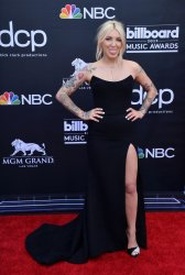 Julia Michaels attends the 2019 Billboard Music Awards in Las Vegas
