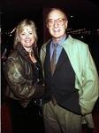 Neil Simon and his wife Diane