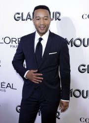 John Legend arrives to the 2018 Glamour Women of the Year Awards