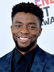 Chadwick Boseman attends the Film Independent Spirit Awards in Santa Monica, California