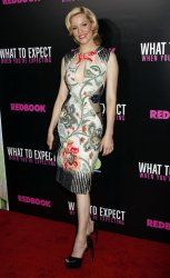 "Elizabeth Banks arrives for the ""What to Expect When You're Expecting"" Premiere in New York"