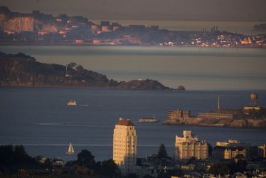 CLEAR AND COLD WEATHER IN SAN FRANCISCO