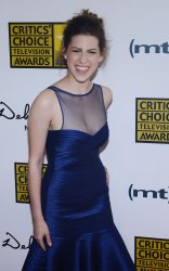 Eden Sher attends the 3rd annual Critics' Choice Television Awards in Beverly Hills, California