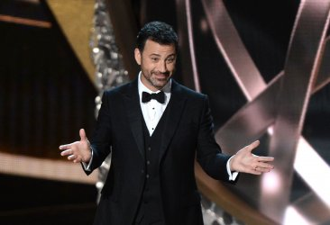 Jimmy Kimmell onstage at the 68th Primetime Emmy Awards in Los Angeles