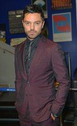 Dominic Cooper attends 'The Escape'' premiere at Toronto International Film Festival