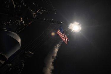 President Trump orders missle strike on Syria