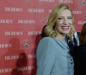 Cate Blanchett attends the Palm Springs International Film Festival in Palm Springs, California