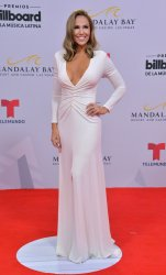 Ivette Machin attends the Billboard Latin Music Awards in Las Vegas