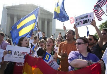 Supreme Court Gay Rights Rulings in Washington, D.C.
