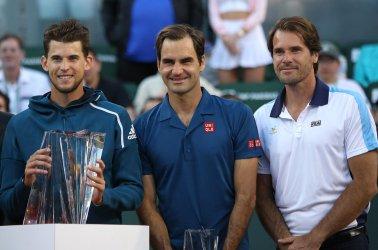 Dominic Thiem wins BNP Paribas Open at Indian Wells