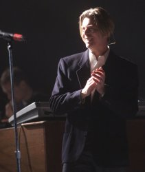 THE CONCERT FOR NEW YORK CITY--DAIVD BOWIE