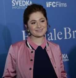 """Emma Kenney attends """"The Female Brain"""" premiere in Los Angeles, California"""