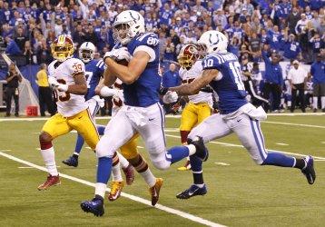 Indianapolis Colts vs Washington Redskins