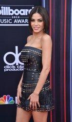 Jenna Dewan arrives at the 2018 Billboard Music Awards in Las Vegas, Nevada