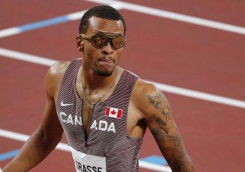 Men's 100m Semifinals at Tokyo Olympics