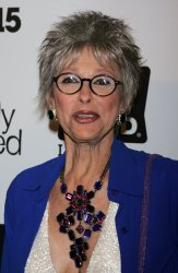 """Rita Moreno arrives for the TV Land Premiere Party for """"Hot in Cleveland"""" and """"Happily Divorced"""" in New York"""