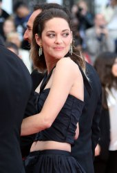 Marion Cotillard attends the Cannes Film Festival