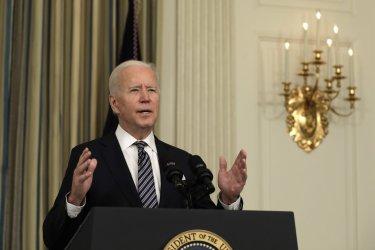 Joe Biden on the American Rescue Plan - Washington