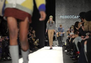 Mercedes-Benz Fashion Week In New York