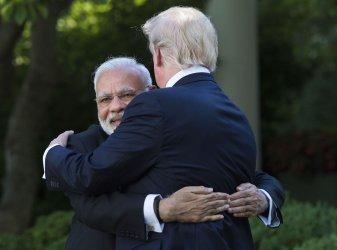 UPI Pictures of the Year 2017 -- WASHINGTON POLITICS