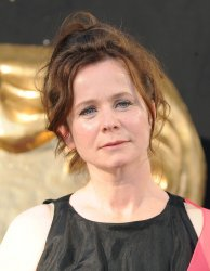 "Emily Watson attends the ""Arqiva British Academy Television Awards"" in London."