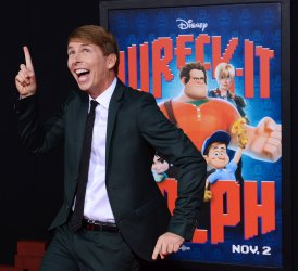 "Jack McBrayer attends the ""Wreck-It Ralph"" premiere in Los Angeles"