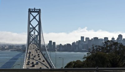Bay Bridge to close for opening of the new span