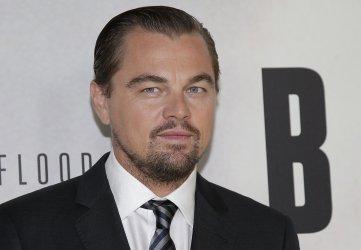 Leonardo DiCaprio at 'Before The Flood' screening