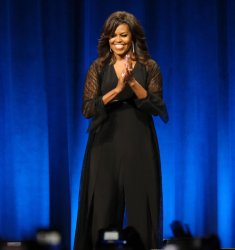 Michelle Obama Hosts An Intimate Conversation with Michelle Obama Sunrise, Florida