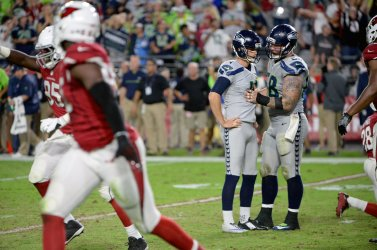 Seahawks' Hauschka gets words of comfort after missing field goal