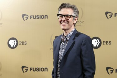 Ira Glass at the Peabody Awards