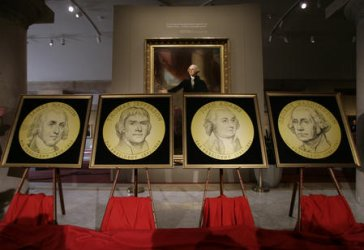U.S. MINT UNVEILS DESIGNS OF A NEW SERIES OF CIRCULATING PRESIDENTIAL $1 COINS