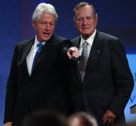 Clinton Global Initiative forum held in New York City