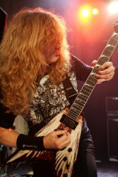 MEGADETH PERFORMS IN FORT LAUDERDALE