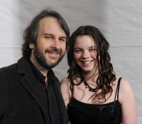 "Peter Jackson attends ""The Lovely Bones"" premiere in Los Angeles"