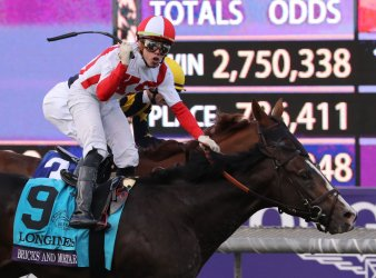 Breeders Cup in California