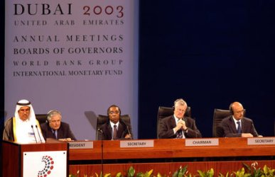 Annual Meeting of the Board of Governors of the IMF and World Bank