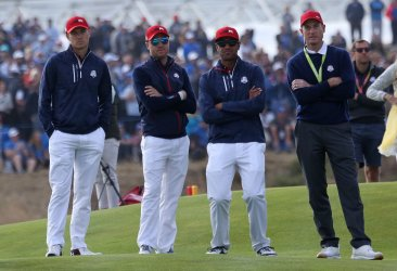 Team USA at the Ryder Cup 2018