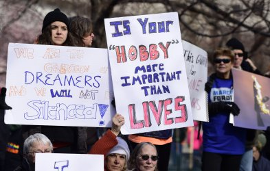 March for Our Lives Rally in Washington, D.C.
