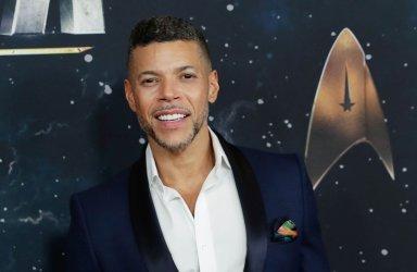 Wilson Cruz  at the 'Star Trek: Discovery' premiere