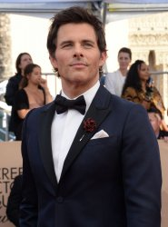 James Marsden attends the 23rd annual SAG Awards in Los Angeles