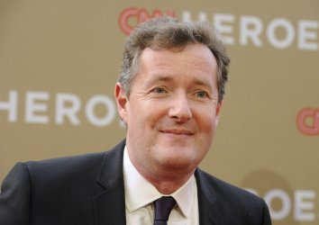 "Piers Morgan attends ""CNN Heroes: An All-Star Tribute"" in Los Angeles"